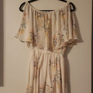 Forever 21 Floral Dress sz Xs